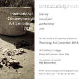 International Contemporary Art Exhibition 2016