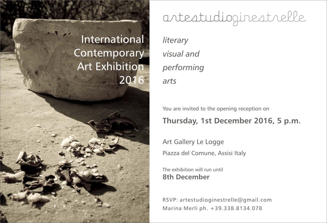 International Contemporary Art Exhibition 2016